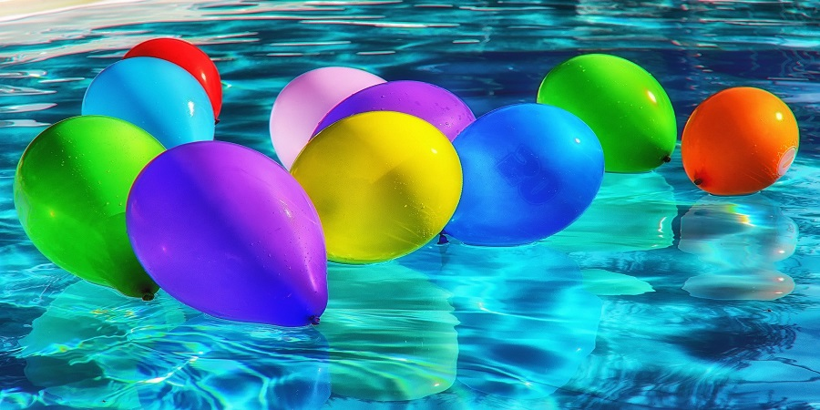 Colné zatriedenie – balóny naplniteľné vodou